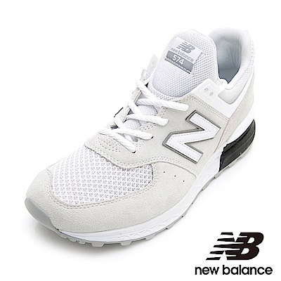 New Balance 574運動鞋MS574STW 中性 淺灰