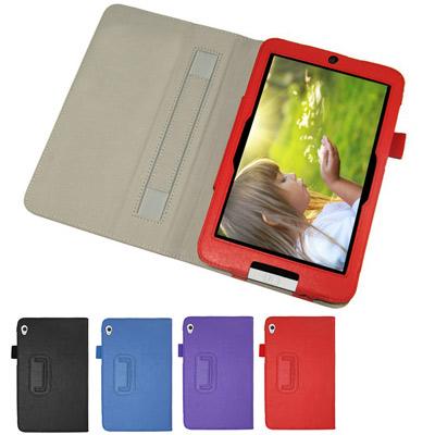 宏碁ACER-ICONIA-W3-810-專用仿牛皮紋高質感平板電腦皮套-手持帶筆插