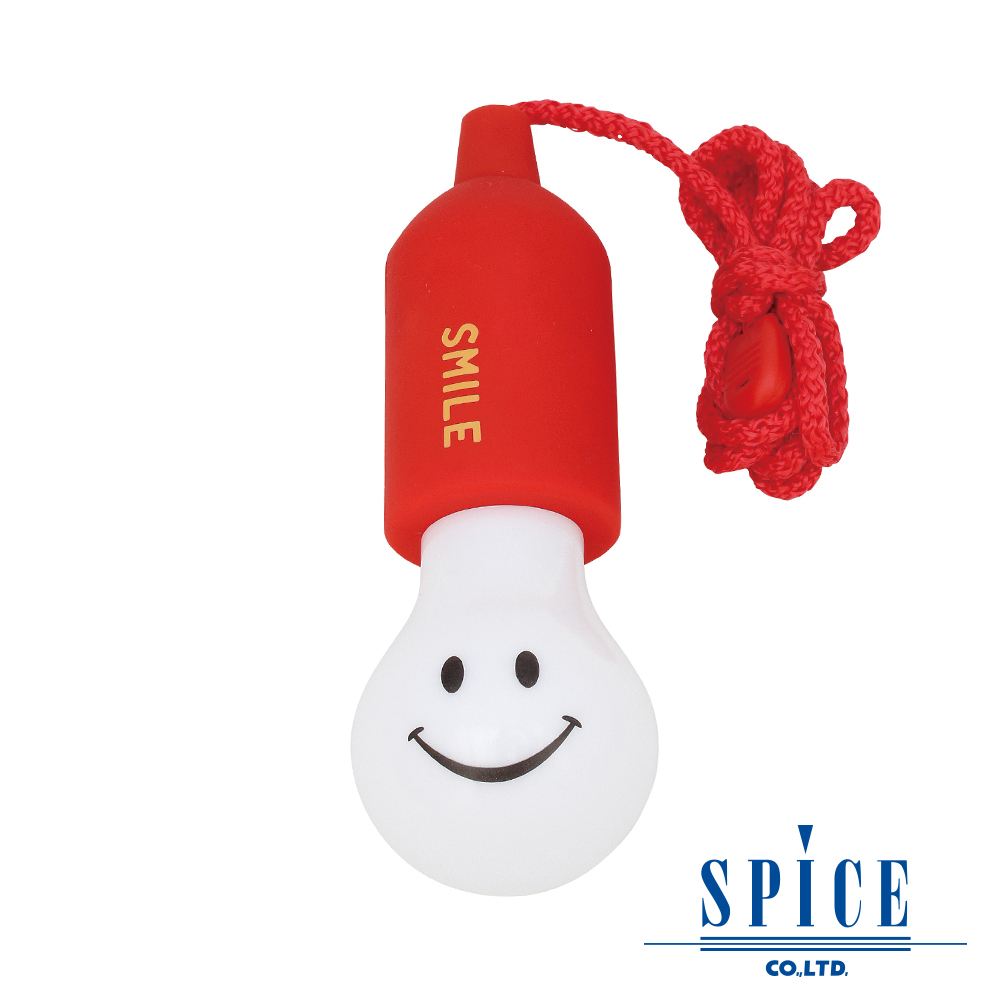 【SPICE】SMILE LAMP 紅色 微笑先生 LED 燈泡 吊燈