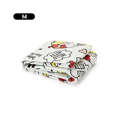 Sanrio HELLO KITTY滿版圖案野餐墊M-90cm*180cm(美味食物)