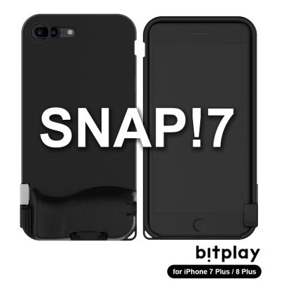 bitplay SNAP! 7 iPhone7/8+ (5.5吋)專用一秒變單眼...