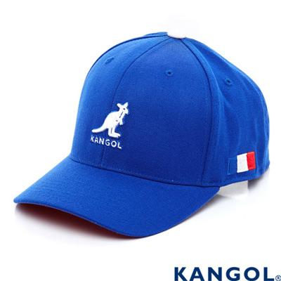 KANGOL-英國袋鼠-世足款-棒球帽-法國版