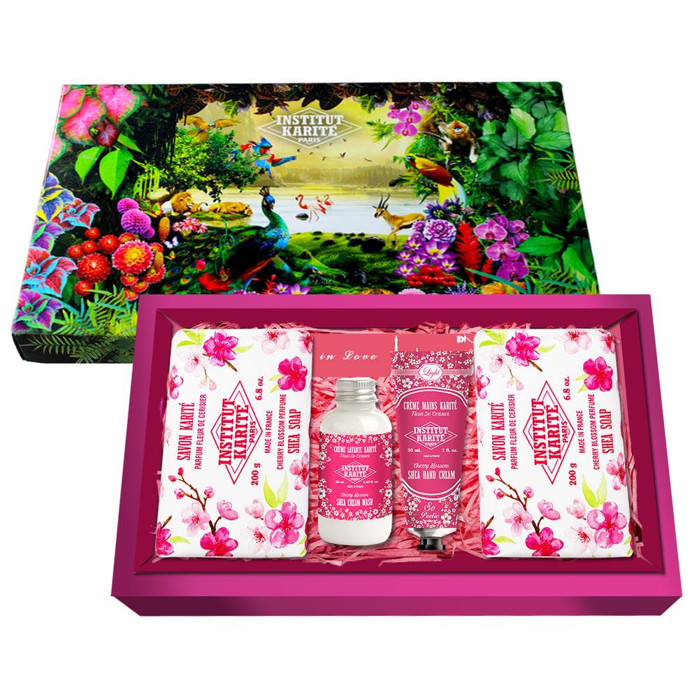 Institut Karite Paris巴黎乳油木香氛組禮盒-15