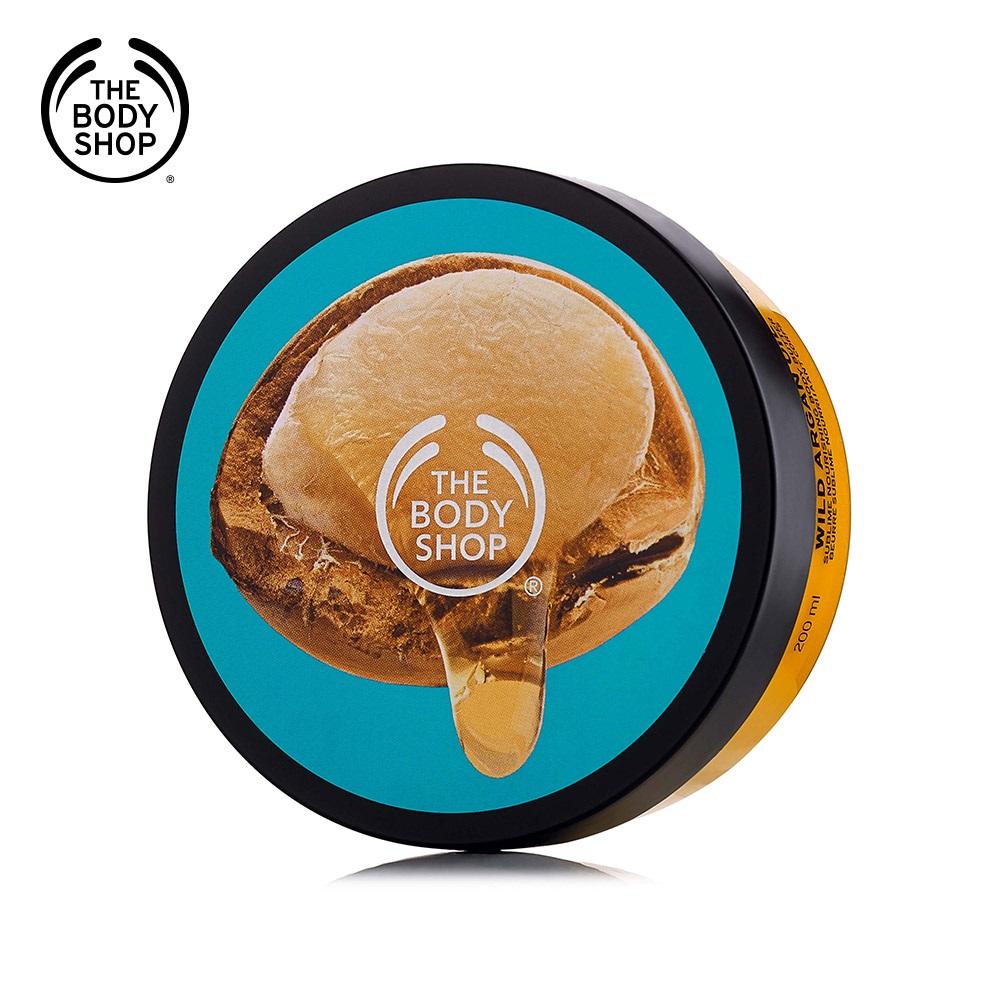 The Body Shop 摩洛哥堅果油身體滋養霜200ML