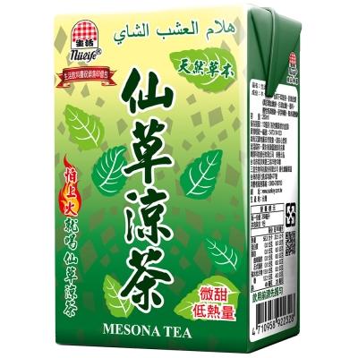 生活-仙草涼茶-250mlx24入