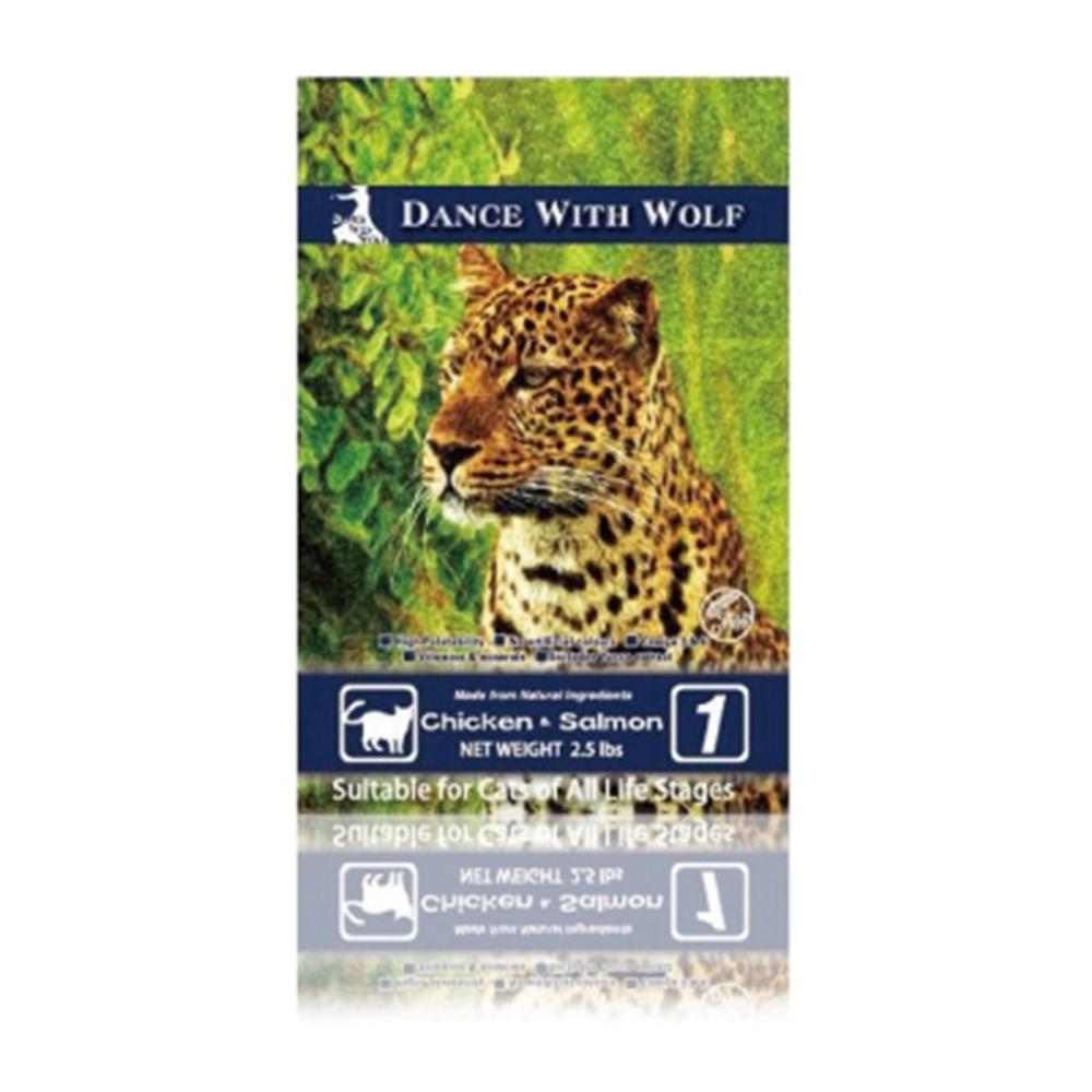 澳洲Dance With Wolf 荒野饗宴之與狼共舞 《海陸大餐》貓糧5.5磅
