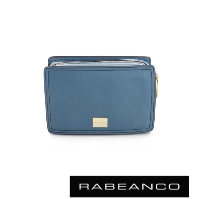 RABEANCO-心系列幸福方塊包-天藍