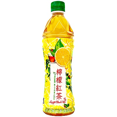 生活檸檬紅茶(520mlx4入)