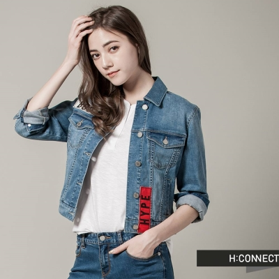H-CONNECT-韓國品牌-女裝-SHARKEE