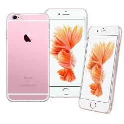 LUCCIDA Apple iPhone6 PLUS 5.5吋 全透明加強抗刮硬式保護殼