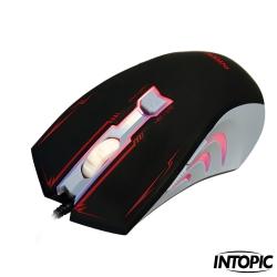 INTOPIC-飛碟光學鼠 MSG-085