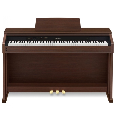 CASIO AP460 BN 深桃花心木色 88鍵 旗艦家庭號 電鋼琴