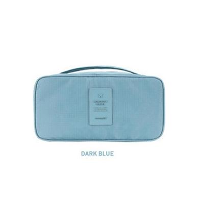TA1603 BU 天空藍 新一代旅行用多功能內褲內衣收納包