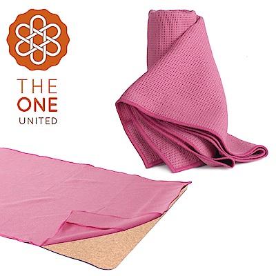 【The One】防滑隱形矽膠瑜珈舖巾