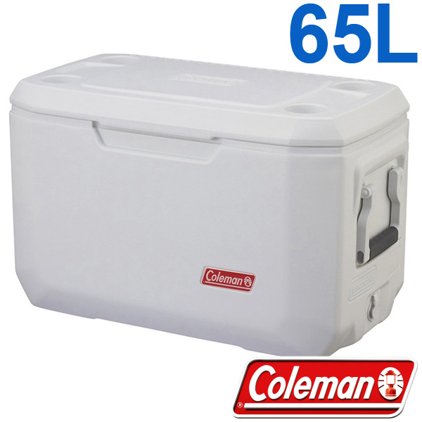 Coleman 2644 65L Xtreme海洋白冰箱  五日鮮行動冰箱/硬式保冰桶