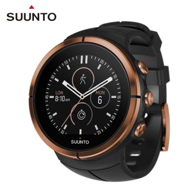 SUUNTO SpartanUltraCopperHR彩色觸控全方位GPS腕錶-復古銅