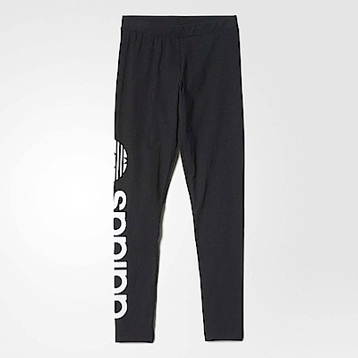 adidas 緊身褲 Linear Leggings 女款