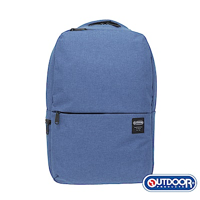 OUTDOOR- 極簡生活2.0系列-後背包-雪白中藍-OD49866MBS