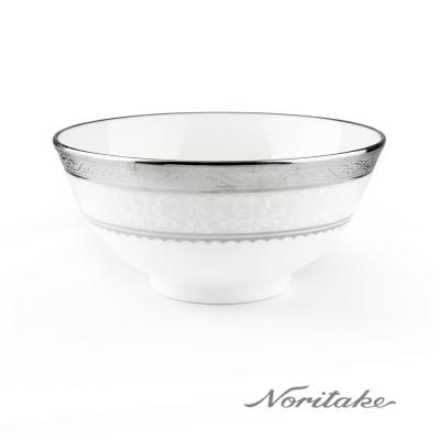 Noritake 華麗年代湯碗-銀(10.5cm)