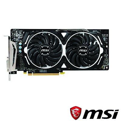 MSI微星 Radeon RX 580 MINER 8G 顯示卡(5入裝)