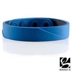 MASSA-G【ARC Solo-Royal Blue】 鍺鈦手環