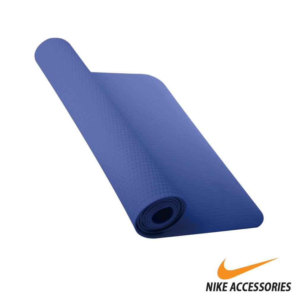 NIKE 瑜珈墊3mm (藍)