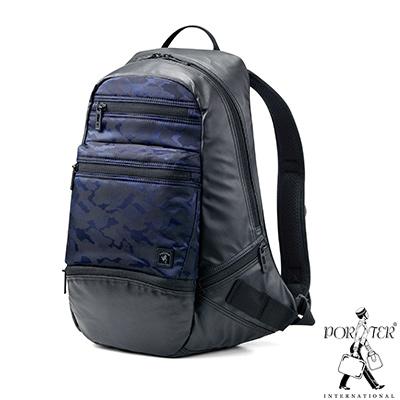 PORTER-迷彩型格HUNTER高機能型格後背包