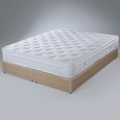 Homelike-蘇菲三線舒柔獨立筒床墊-單人3-5尺