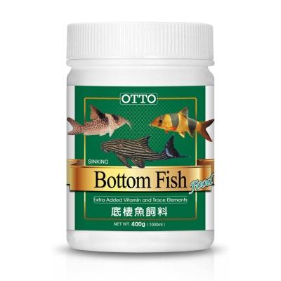 OTTO奧圖 底棲魚錠狀飼料  400 g x  2