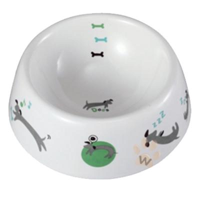 Marukan 犬用陶製食器M號DP-813