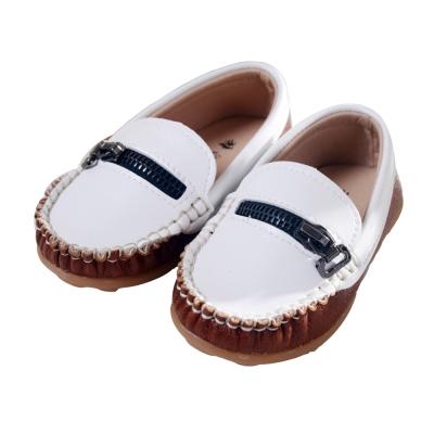 魔法Baby 帥氣拉鍊男童帆船鞋 sh 2822
