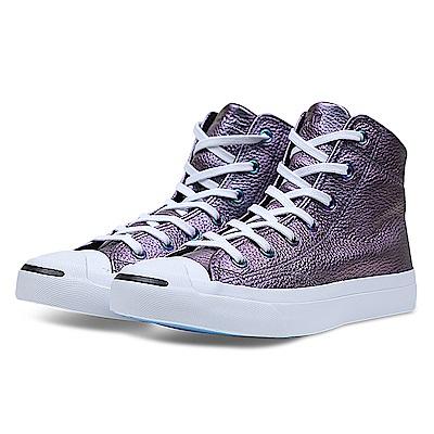 CONVERSE-女休閒鞋558873C-眩光銀