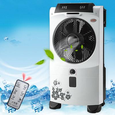 勳風 戀戀櫻花 活氧冰霧水冷扇霧化扇(HF-5092HC)附冰晶罐