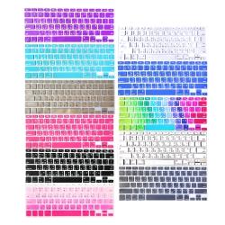 Apple MacBook Pro/Air 13/15/17吋中文鍵盤保護膜