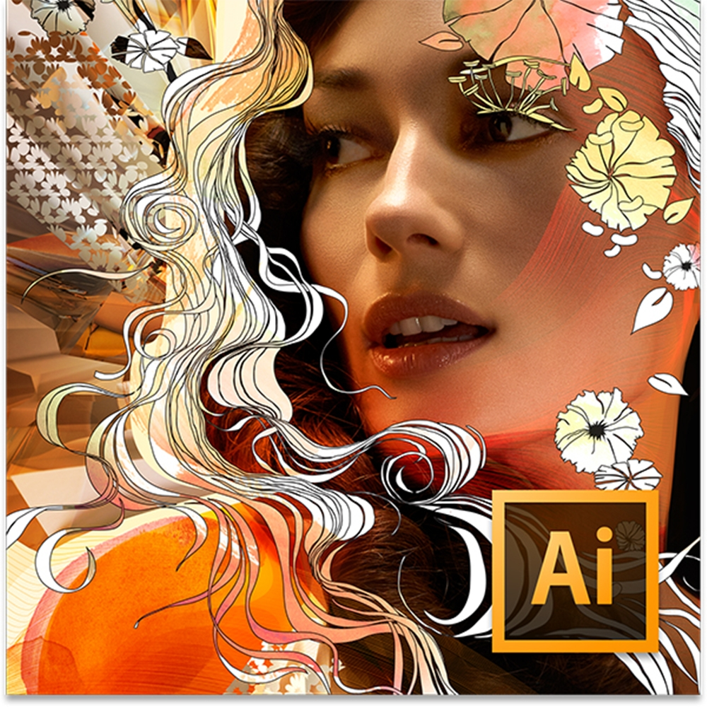 Adobe Illustrator CS6 中文商業授權版