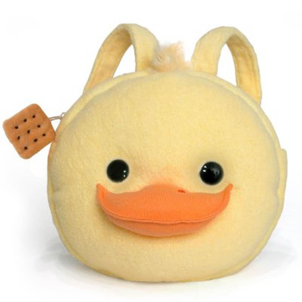 【Apple Park】TM150餅乾小鴨/有機棉背包 [彌月禮]