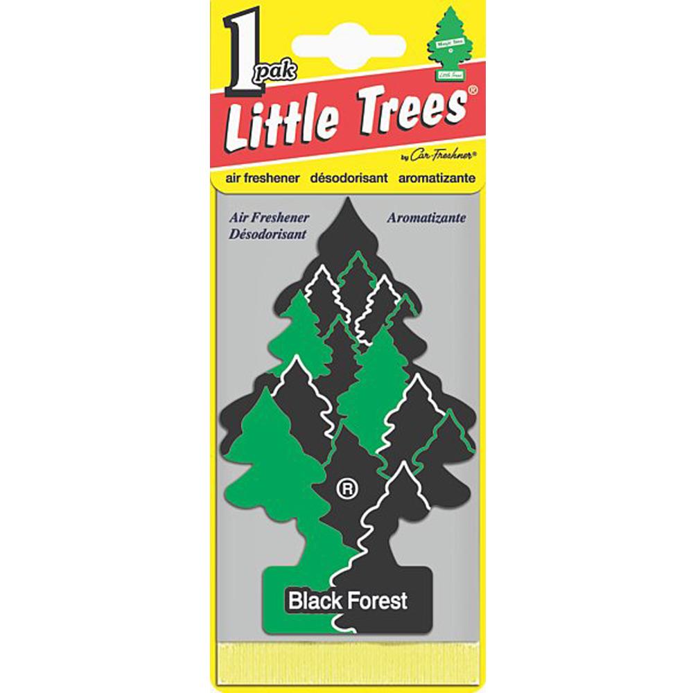 Little Trees美國小樹香片(黑森林)-急速配