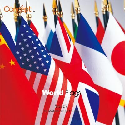 Concept創意圖庫-08-世界國旗