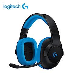 羅技 G233有線遊戲耳機麥克風-幻競之聲