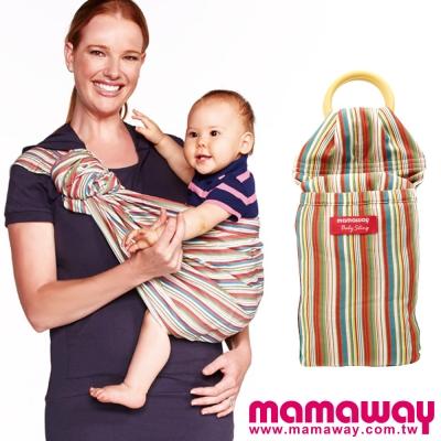 Mamaway-凱隡沙拉哺乳揹巾
