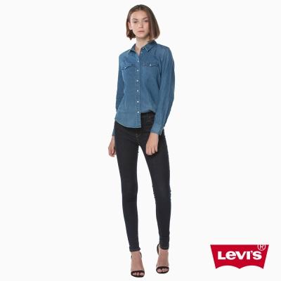 牛仔褲 高腰 720 超緊身窄管 超彈性布料 - Levis