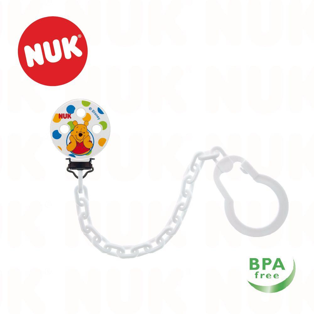 NUK安撫奶嘴鍊迪士尼與米奇系列