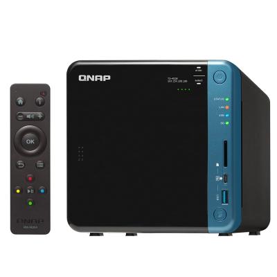 QNAP TS-453B-4G 網路儲存+WD 2TB*4超值組