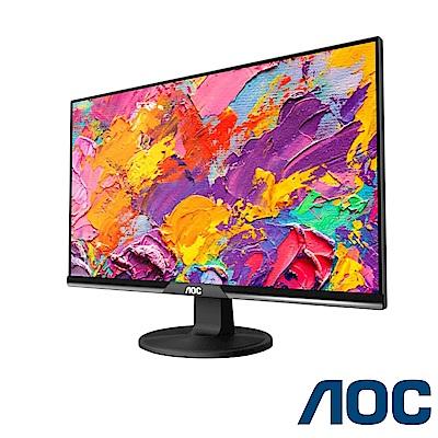 AOC I220SWH 22型 窄邊框液晶螢幕