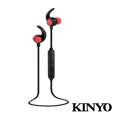 【KINYO】藍芽吸磁頸掛式耳機 (BTE-3655)