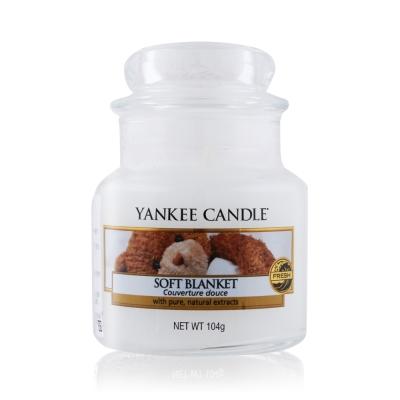 YANKEE CANDLE香氛蠟燭-熊寶貝104g