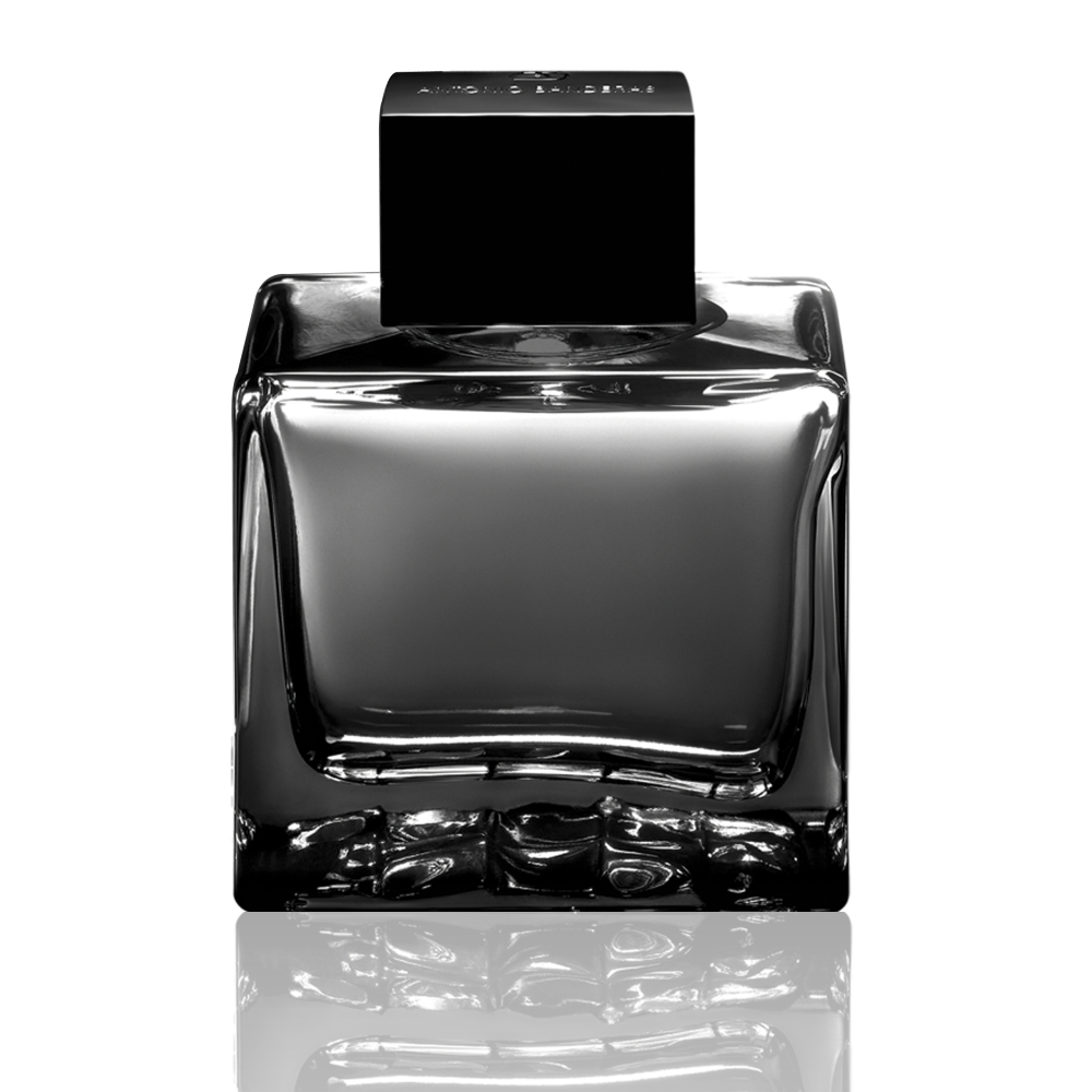 Antonio Banderas Black 夜色誘惑男香鬍後水 100ml 無外盒包裝