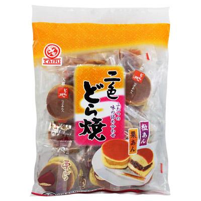 天惠製果 二色銅鑼燒(265g)