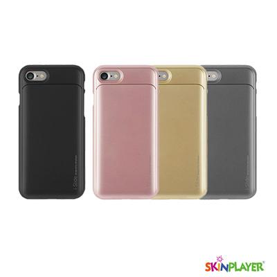 Skinplayer iPhone 8/7 口袋型收納手機保護殼原色版