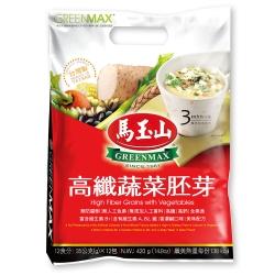 馬玉山 高纖蔬菜胚芽(35gx12入)